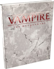 Vampire the Masquerade RPG 5th edition: PRESALE base/core rulebook alternate cover edition modiphius