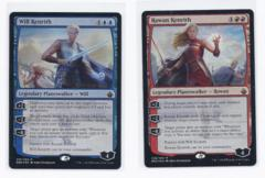 Rowan + Will Kenrith Foil battlebond prerelease