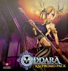 Middara: Promo Pack 1 board game kickstarter succubus publishing