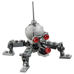 LEGO Star Wars 20th anniversary: Dwarf Spider Droid minifigure 75261 authentic