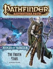 Pathfinder Adventure Path #70 Reign of Winter chapter 4:
