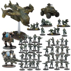 Warpath: PRESALE Plague Mega Force mantic