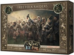 A Song of Ice & Fire Miniatures Game: PRESALE Free Folk Raiders unit box