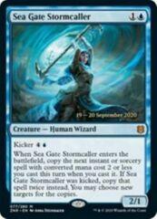 Sea Gate Stormcaller - Prerelease Foil sealed