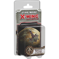Star Wars X-Wing miniatures game Kihraxz Fighter pack fantasy flight