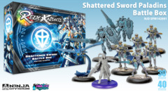 Relic Knights: Dark Space Calamity Shattered Sword Paladins Battle Box