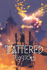Tattered Magicks RPG: PRESALE core rulebook