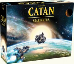 Catan: PRESALE Starfarers board game (2019 edition)