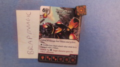 Marvel Dice Masters: Iron Man, Industrialist #124 (super rare)