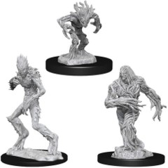 D&D Nolzur's Marvelous Unpainted Minis: Blights (pack of 3)