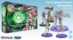 Relic Knights: Dark Space Calamity Cerci Speed Circuit Battle Box
