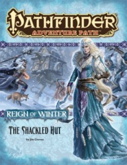 Pathfinder Adventure Path #68 Reign of Winter chapter 2:
