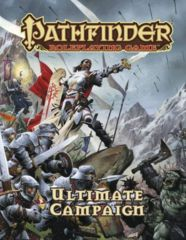 Pathfinder RPG Roleplaying Game: Ultimate Campaign