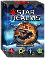 Star Realms deckbuilding game: Starter Box white wizard games