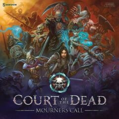 Court of the Dead: Mourner's Call board game