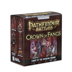 Court of the Crimson Throne - Crown of Fangs PROMO