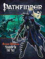 Pathfinder Adventure Path #13 Second Darkness Chapter 1: