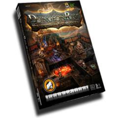 Terraclips Dungeonrise: Prison of the Forsaken 3D terrain system wyrd