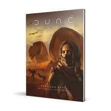 Dune - Adventures in the Imperium RPG: PRESALE Sand and Dust modiphius
