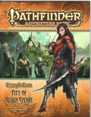 Pathfinder Adventure Path #39 Serpent's Skull Chapter 3: