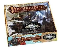 Pathfinder Adventure Card Game: Skull & Shackles base/core set