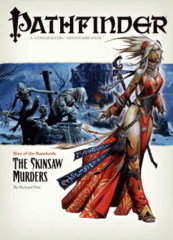 Pathfinder Adventure Path #2 Rise of the Runelords Chapter 2: