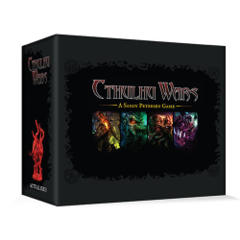 Cthulhu Wars: base/core board game