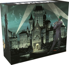 Batman - Gotham City Chronicles: Arkham Asylum expansion board game kickstarter exclusive monolith