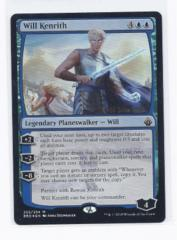 Will Kenrith Foil battlebond prerelease