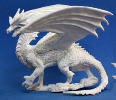 Reaper Bones Miniatures: Fire Dragon 77109
