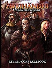 Zweihander Grim & Perilous RPG: PRESALE revised core rulebook