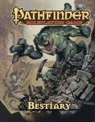 Pathfinder RPG Roleplaying Game: Bestiary 1