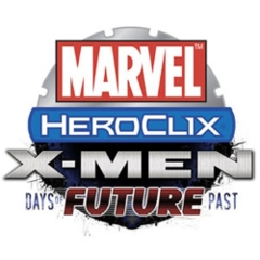 Heroclix: Days of Future Past gravity feed booster pack