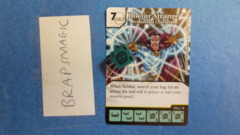 Marvel Dice Masters: Doctor Strange, Probably a Charlatan #106 (rare)