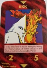 Illuminati - New World Order CCG: KKK