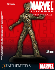 Marvel Universe Miniature Game: Groot Knight Models