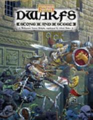 Warhammer Fantasy RPG: Dwarfs - Stone and Steel hogshead publishing