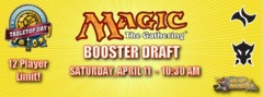 International Tabletop Day Booster Draft 13.00 event ticket