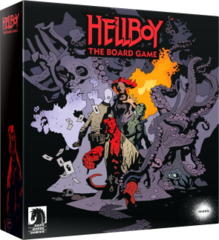 Hellboy: the board game KICKSTARTER exclusive edition Agent Pledge mantic