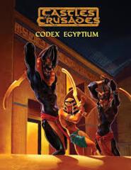 Castles and Crusades RPG: PRESALE Codex Egyptium
