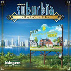 Suburbia: PRESALE Collector's Edition board game bezier