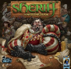 Sheriff of Nottingham: base/core board game arcane wonders