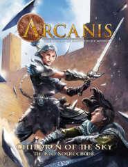 Arcanis 5E D&D RPG: PRESALE Children of the Sky