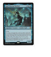 God-Eternal Kefnet - Foil Promo Prerelease
