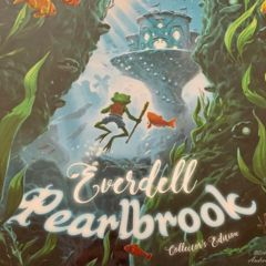 Everdell: Pearlbrook board game collector's edition expansion IN HAND