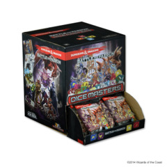 Dungeons & Dragons Dice Masters: Battle for Faerun 90-ct Booster Display wizkids