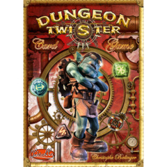 Dungeon Twister: The Card Game asmodee