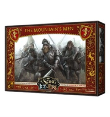 A Song of Ice & Fire Miniatures Game: PRESALE Lannister Mountain's Men unit box