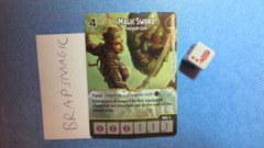 Dungeons & Dragons Dice Masters: Magic Sword, Paragon (rare)