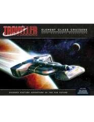Traveller RPG: PRESALE Elemental Class Cruisers - Shipbuilders Blueprints Mongoose